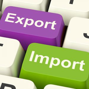 Import-export ecommerce