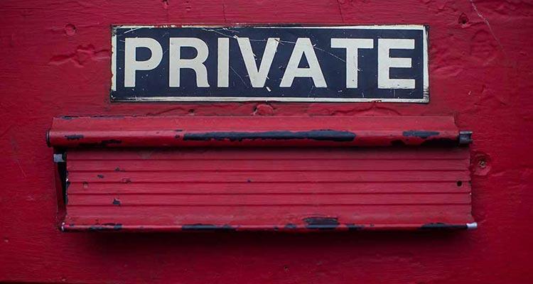Come proteggere le informazioni personali - IMPRIMIS