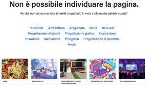 Consigli user experience: ottimizza la pagina di errore 404 - IMPRIMIS ecommerce