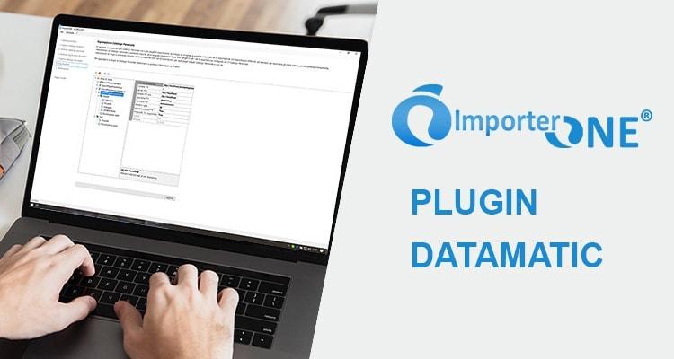 Datamatic plugin ImporterONE