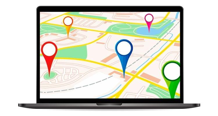 Google My Business: Google maps